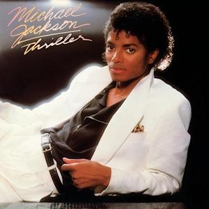 Thriller Album, 1982