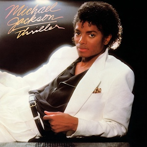 Thriller Album, 1982