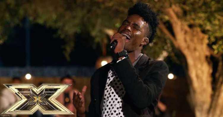 2018 UK X Factor Winner: DaltonHarris