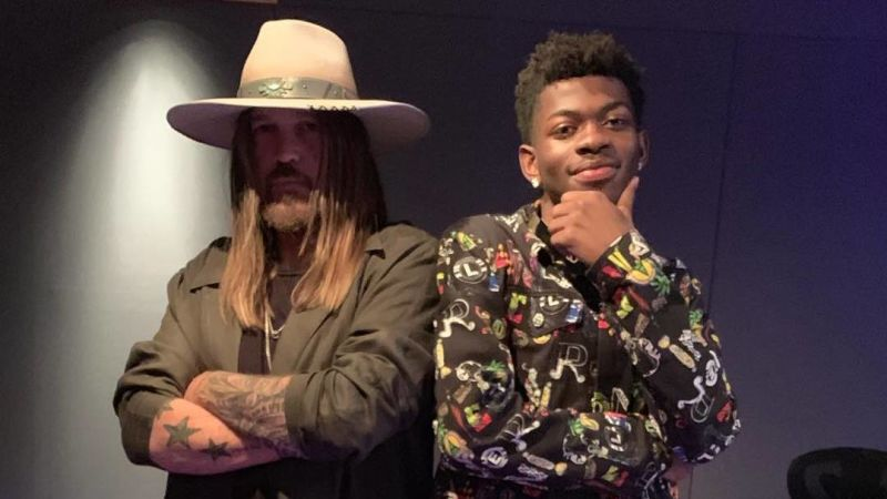 """""""Old Town Road"""" Lil Was X & Billy RayCyrus"""